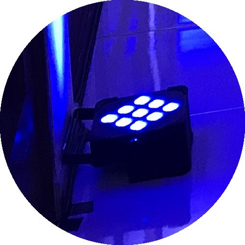 led-sur-batterie